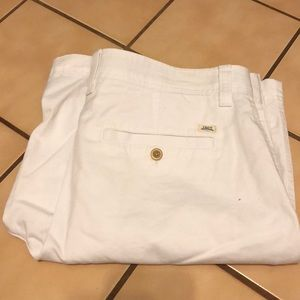 Izod saltwater washed chino shorts never worn.